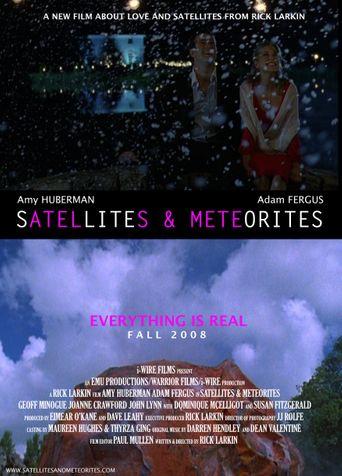 Satellites & Meteorites Poster