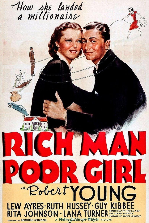 Rich Man, Poor Girl Poster
