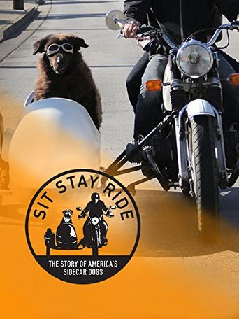 Sit Stay Ride: The Story of America's Sidecar Dogs Poster