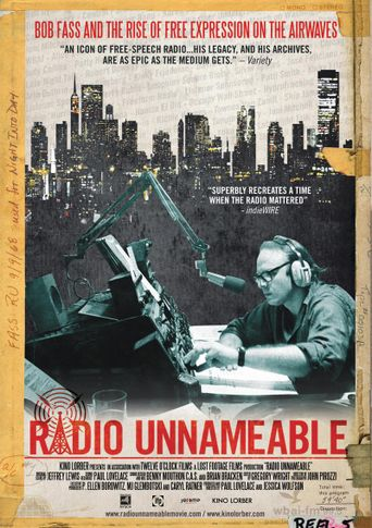 Radio Unnameable Poster