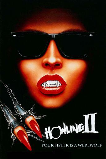 Howling II: Stirba - Werewolf Bitch Poster