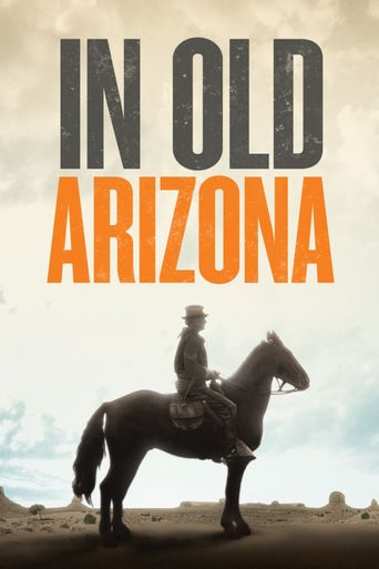In Old Arizona Poster