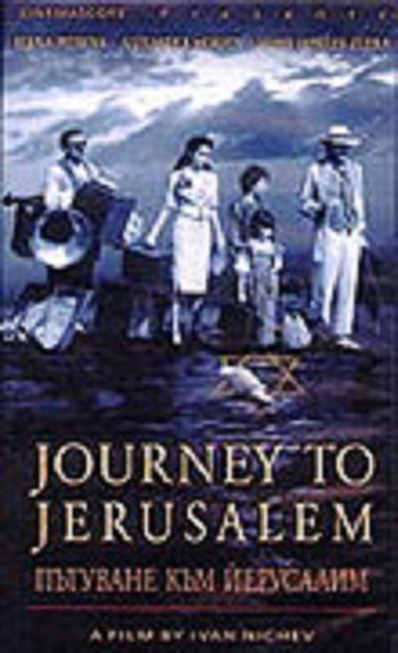 Journey to Jerusalem Poster