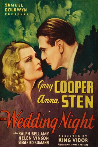 The Wedding Night Poster