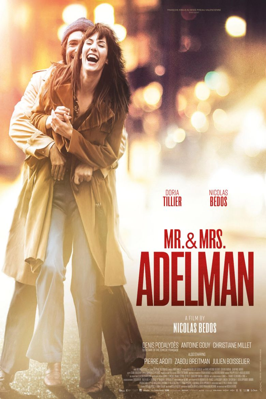 Mr & Mme Adelman Poster