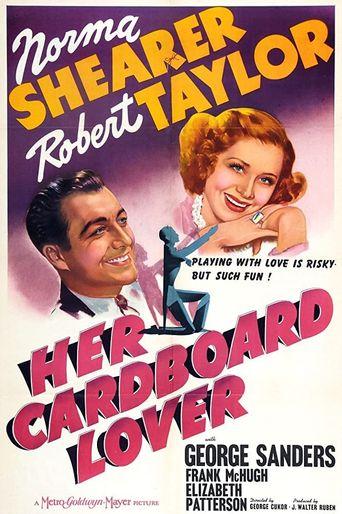 Her Cardboard Lover Poster