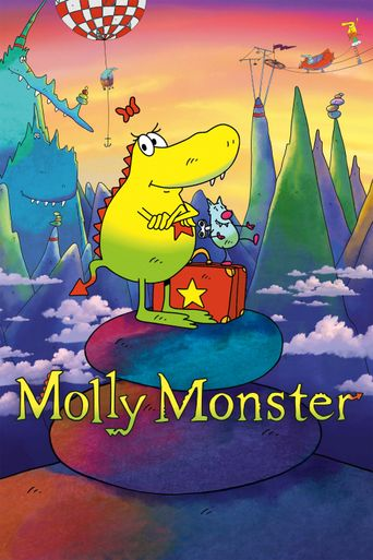 Ted Sieger's Molly Monster - Der Kinofilm Poster