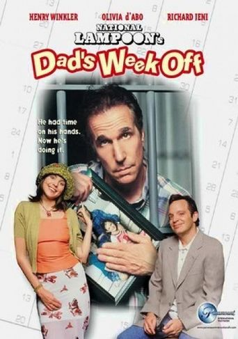 Dad's Week Off Poster