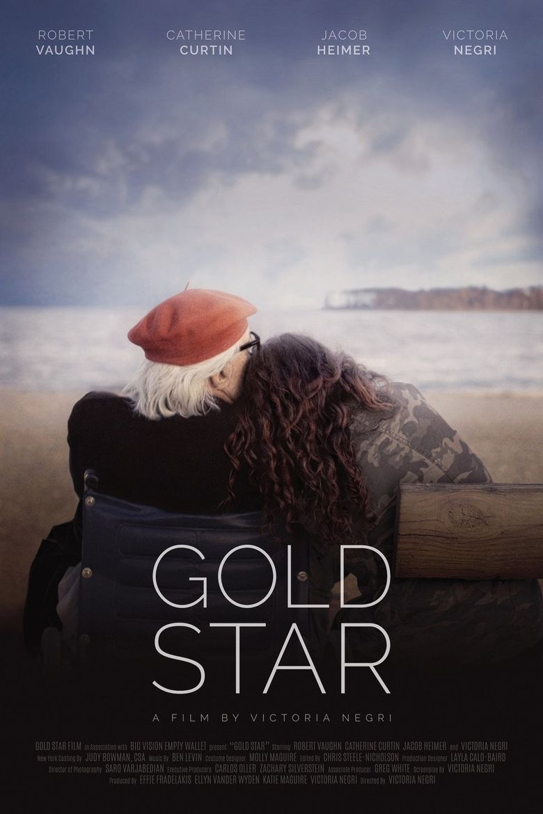 Gold Star Poster
