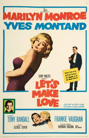 Let's Make Love Poster