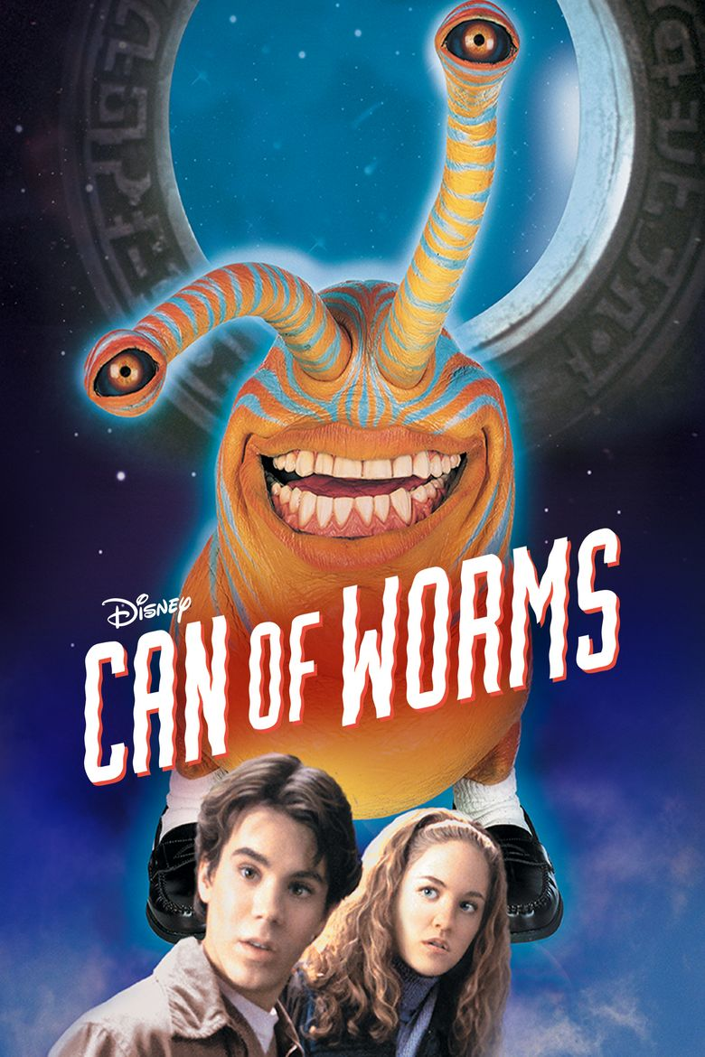 Can of Worms Poster