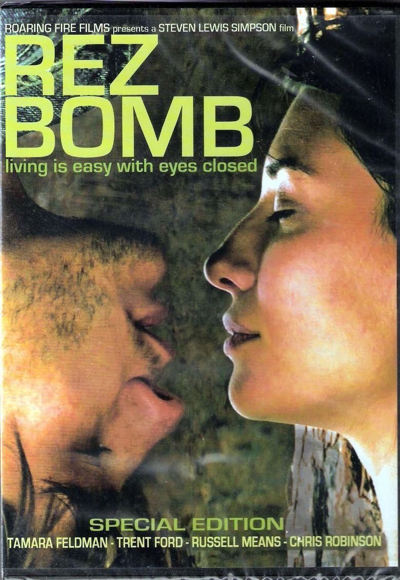 Rez Bomb Poster