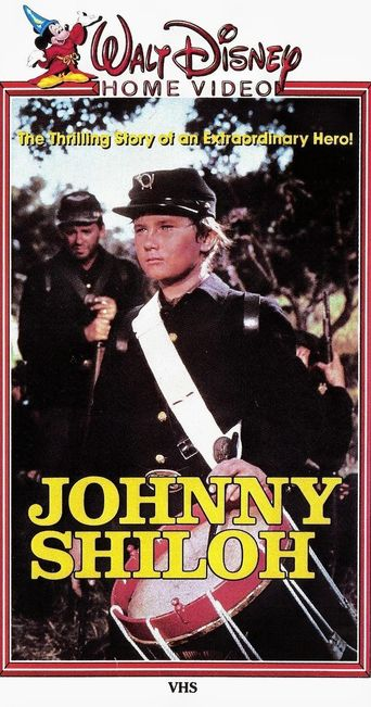 Johnny Shiloh Poster