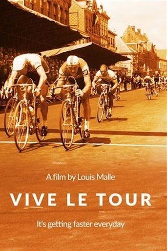 Vive Le Tour! Poster