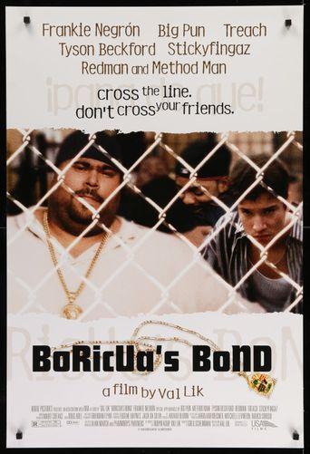 Boricua's Bond Poster