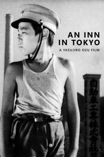 An Inn in Tokyo Poster