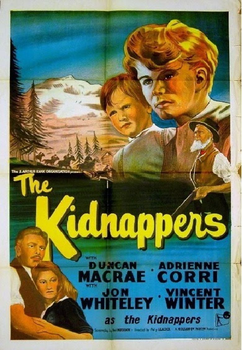 The Kidnappers Poster