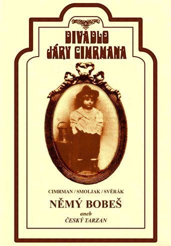 Dumb Bobes, or Czech Tarzan Poster