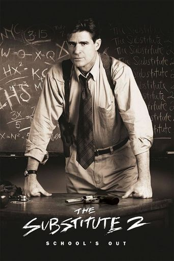 The Substitute 2: School's Out Poster