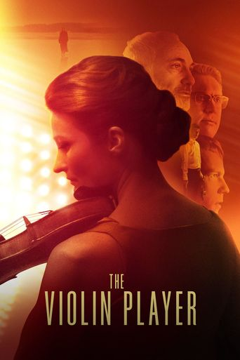 The Violin Player Poster