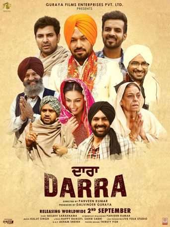 Darra Poster