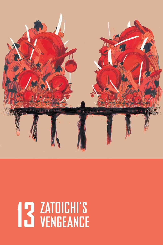 Zatoichi's Vengeance Poster