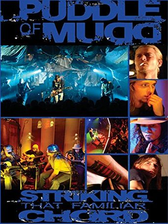 Puddle of Mudd: Striking That Familiar Chord Poster