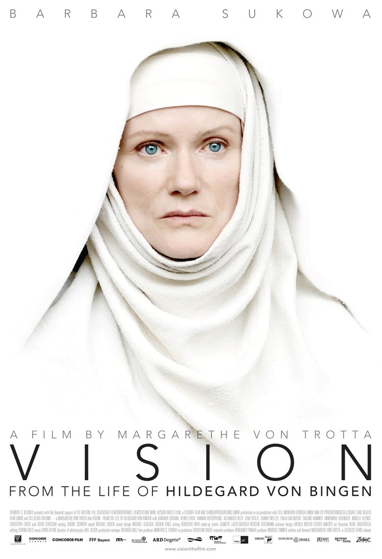 Vision – From the Life of Hildegard von Bingen Poster