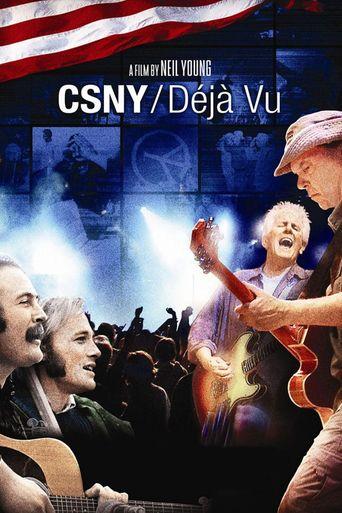 CSNY/Déjà Vu Poster