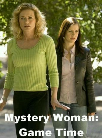 Mystery Woman: Game Time Poster