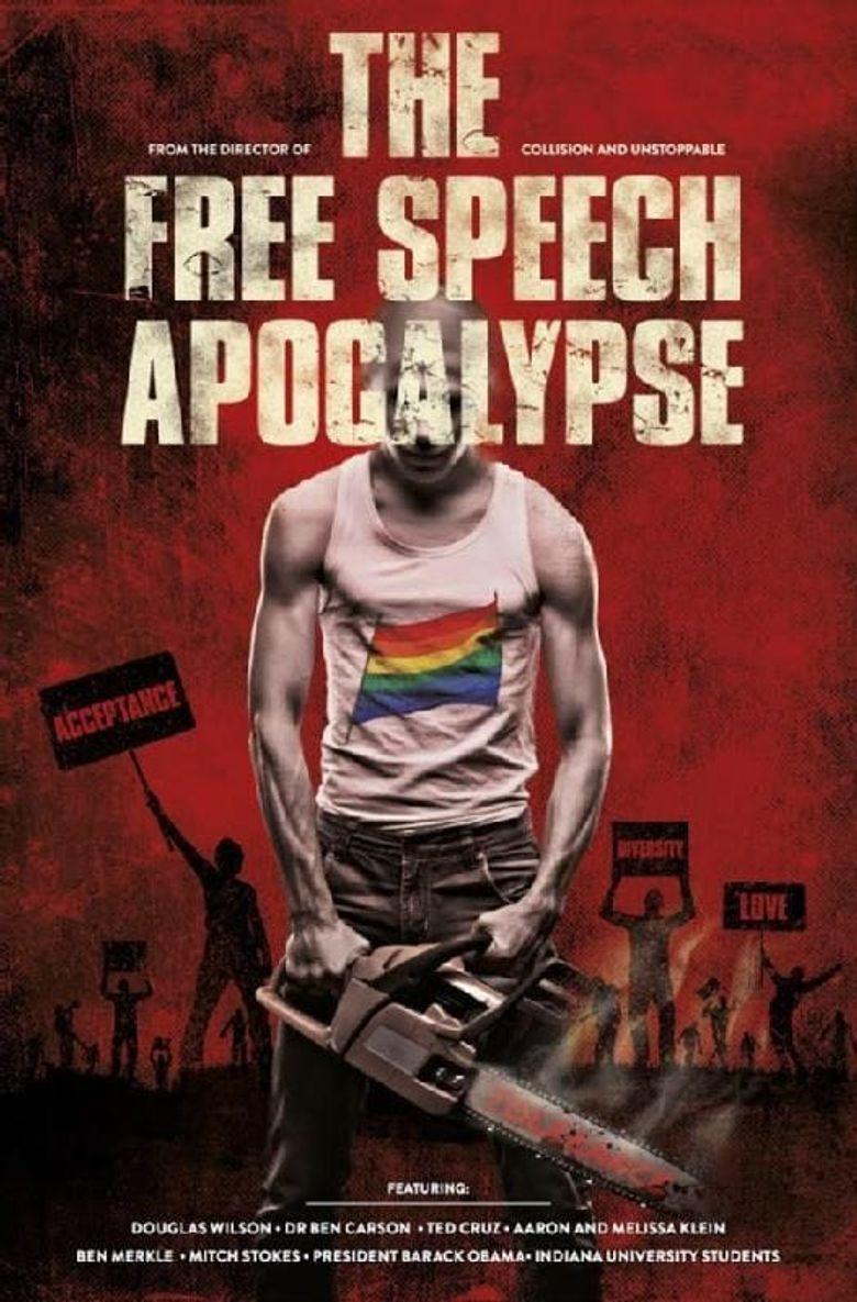 The Free Speech Apocalypse Poster