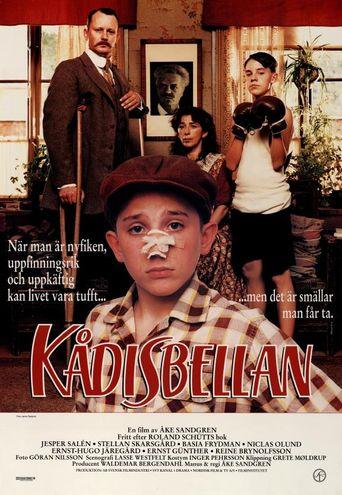 Kådisbellan Poster