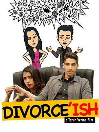 Divorce'ish Poster
