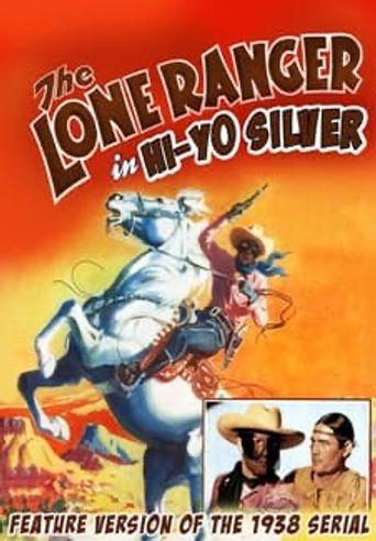 Hi-Yo Silver Poster