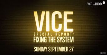 VICE Special Report: Fixing the System Poster