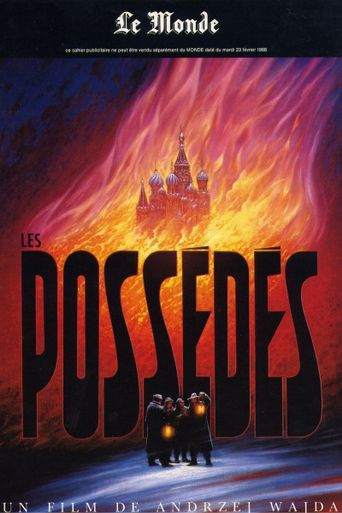The Possessed Poster