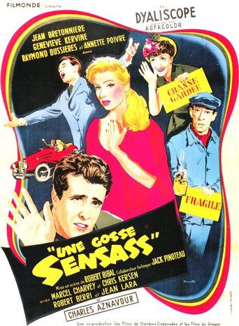 Une Gosse Sensass' Poster