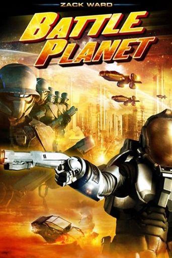 Battle Planet Poster