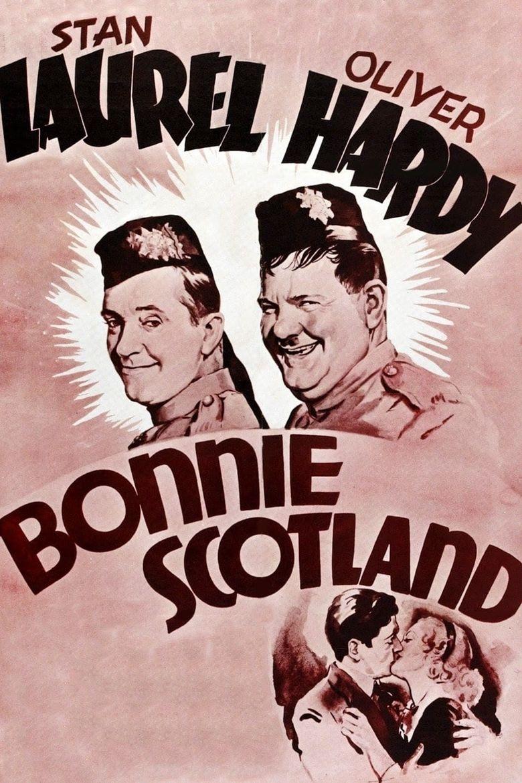 Bonnie Scotland Poster