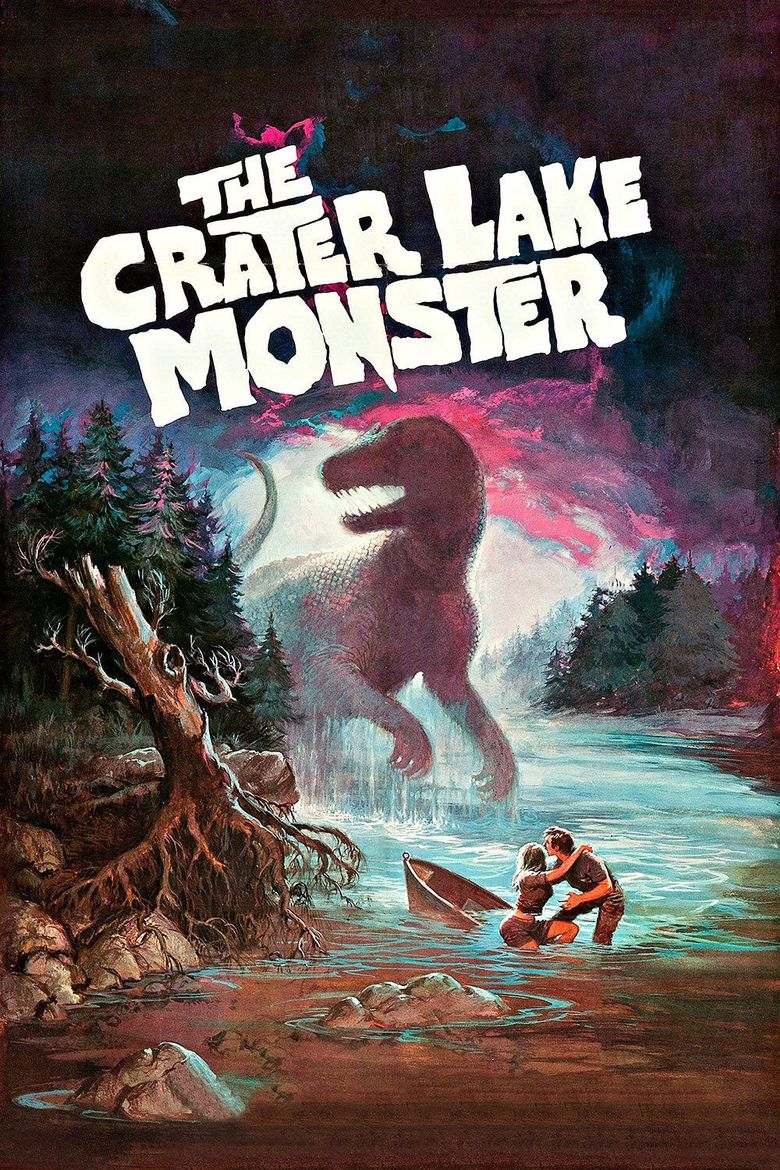 The Crater Lake Monster Poster