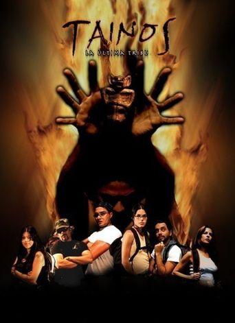 Taínos: la última tribu Poster