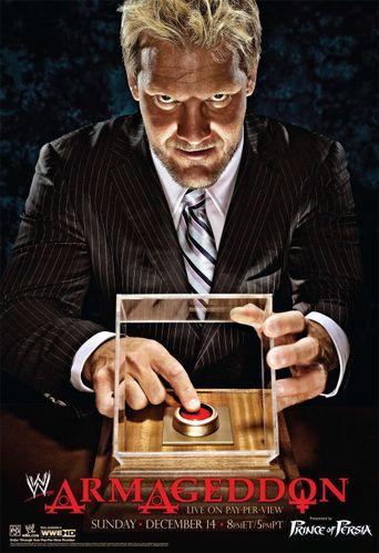 WWE Armageddon 2008 Poster