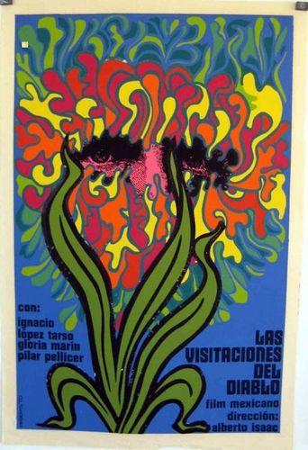 Las visitaciones del diablo Poster