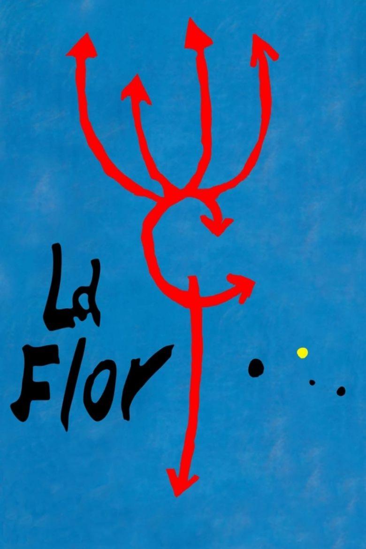 La Flor Poster