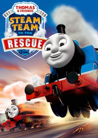 Thomas & Friends: Full Steam To The Rescue! Poster