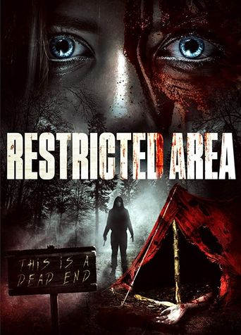 Restricted Area Poster