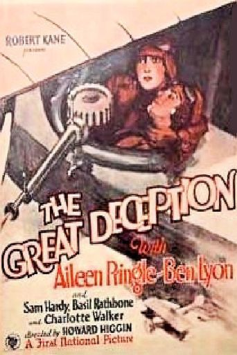 The Great Deception Poster