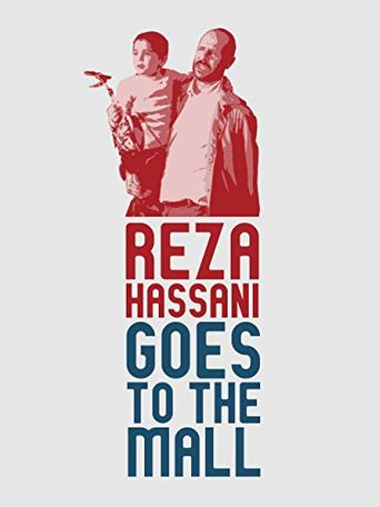 Reza Hassani Goes to the Mall Poster