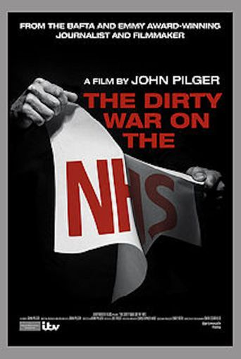 The Dirty War on the NHS Poster