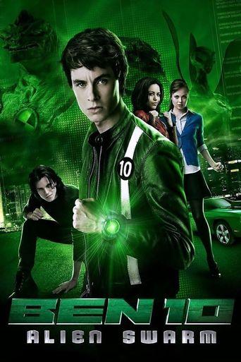 Ben 10 : Alien Swarm Poster